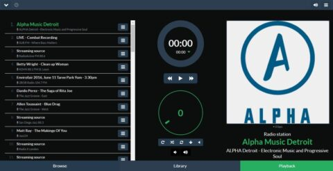 moode audio player