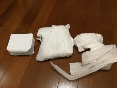 Volumio Shopからの荷物の梱包
