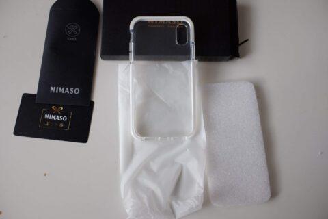 NIMASOのiPhone XR用ケース