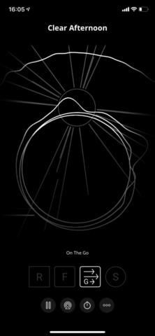 EndelのOn-the-Go Mode