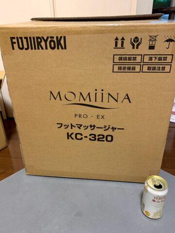 フジ医療器 モミーナ PRO EXの外箱