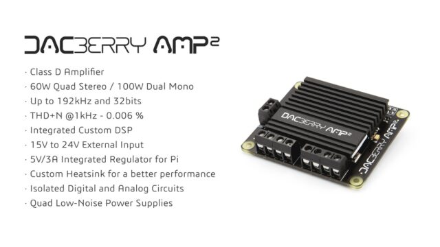 DACBerry AMP2