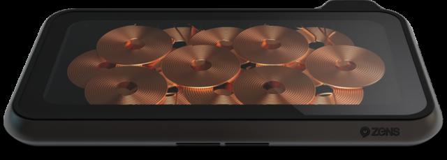 ZENSのLibertyシリーズ Qi対応無線充電パッド
