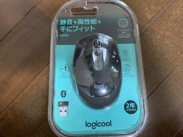 Logicool M590