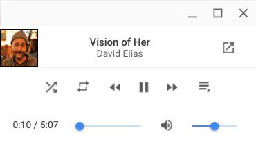 ChromebookでFLAC形式のハイレゾ音源を再生する