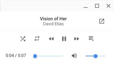 ChromebookでWAV形式のハイレゾ音源を再生する